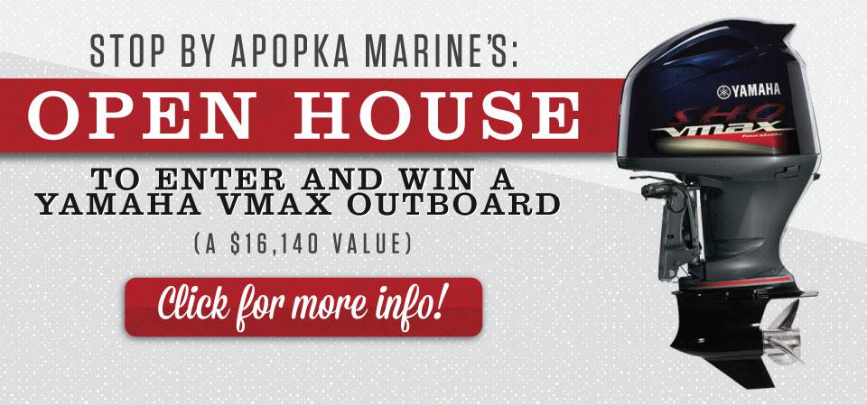 Open House Apopka Marine Inverness Florida