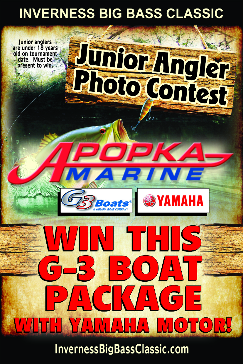 Junior Angler Contest
