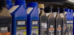 marine oils on the shelf for sale