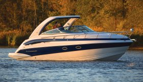 2013 Crownline 330 CR for sale at APOPKA MARINE in INVERNESS, FL