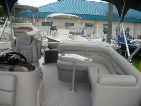 A 20SL is a Power and could be classed as a Pontoon,  or, just an overall Great Boat!