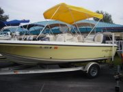 Used 2008  powered Sailfish Boat for sale
