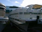 Used 2011 A M F Power Boat for sale 2011 Fiesta Fiesta 24' Pontoon for sale in INVERNESS, FL