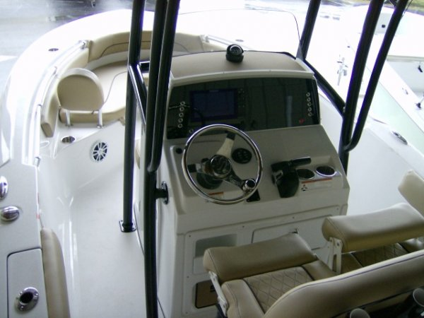 A Herritage 211 is a Power and could be classed as a Center Console,  or, just an overall Great Boat!