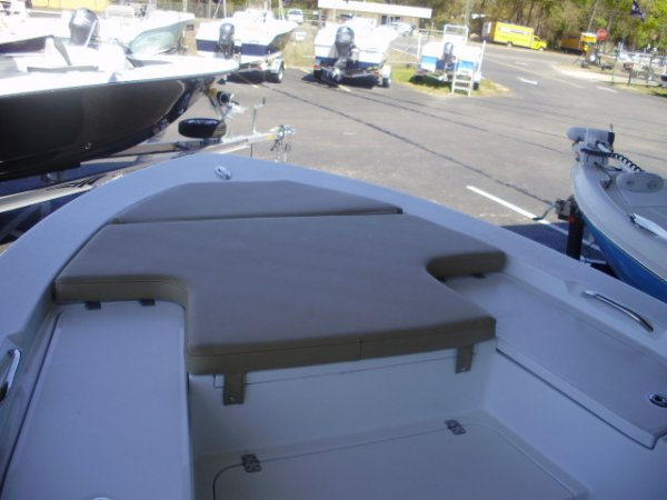 20 to 24 foot saltwater fishing boats