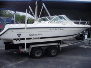 Used 2001  powered Century Boat for sale