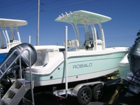 2018 Robalo R222 for sale at APOPKA MARINE in INVERNESS, FL
