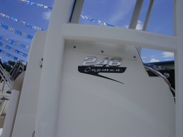 246 Cayman 2019 Robalo 246 for sale in INVERNESS, FL