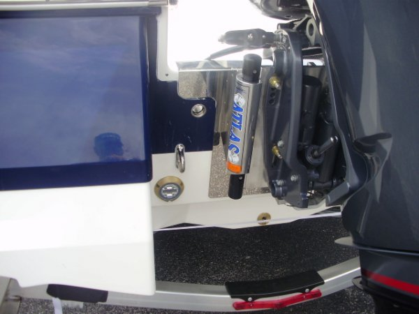 Jack Plate - Underwater LED Lights 2019 Robalo 246 for sale in INVERNESS, FL