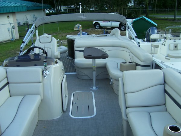 A SX22 is a Power and could be classed as a Pontoon,  or, just an overall Great Boat!