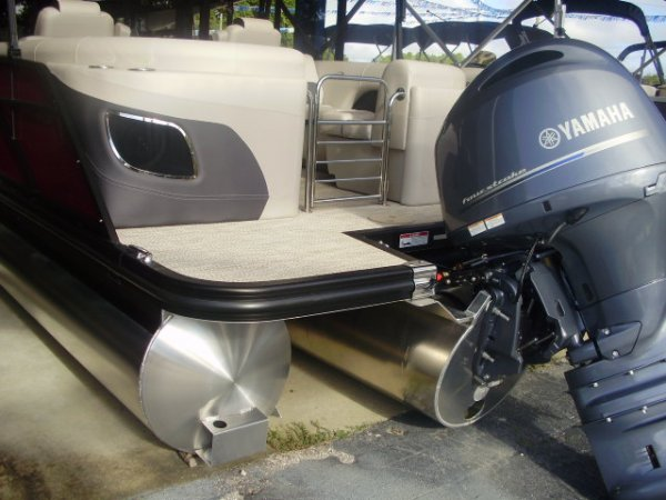 A 22SSRFBXP is a Power and could be classed as a Pontoon,  or, just an overall Great Boat!