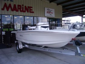 2018 Robalo R160 for sale at APOPKA MARINE in INVERNESS, FL