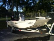 Pre-Owned 2012 Sea Ark MV 1660-C Power Boat for sale