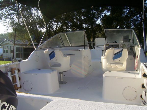 A 20 OC is a Power and could be classed as a Cuddy Cabin,  or, just an overall Great Boat!