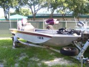 Pre-Owned 1997 Monark PRO 180 Power Boat for sale