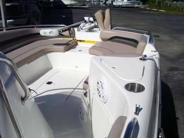 A Sundeck 221 is a Power and could be classed as a Bowrider, Center Console, Deck Boat, Ski Boat, Wakeboard Boat,  or, just an overall Great Boat!