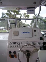 Lowrance gps fishfiner 2001 Pro-Line 27wac for sale in INVERNESS, FL