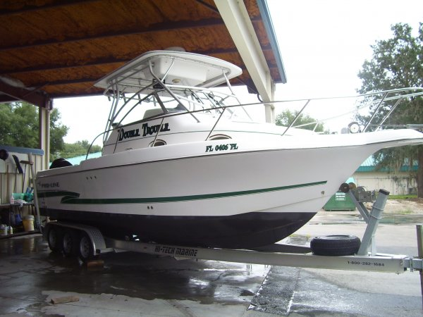 Pro Line 2001 Pro-Line 27wac for sale in INVERNESS, FL