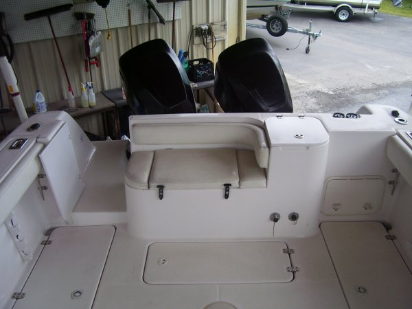 rear seating 2001 Pro-Line 27wac for sale in INVERNESS, FL