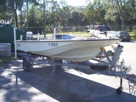 1981 Boston Whaler 15 SPORT for sale at APOPKA MARINE in INVERNESS, FL