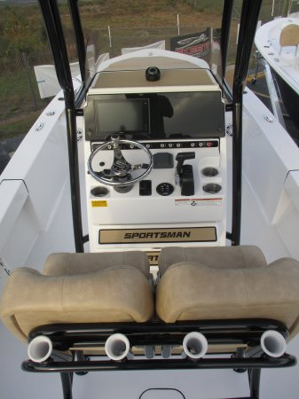 A 247 Masters is a Power and could be classed as a Bay Boat, Center Console, Saltwater Fishing,  or, just an overall Great Boat!