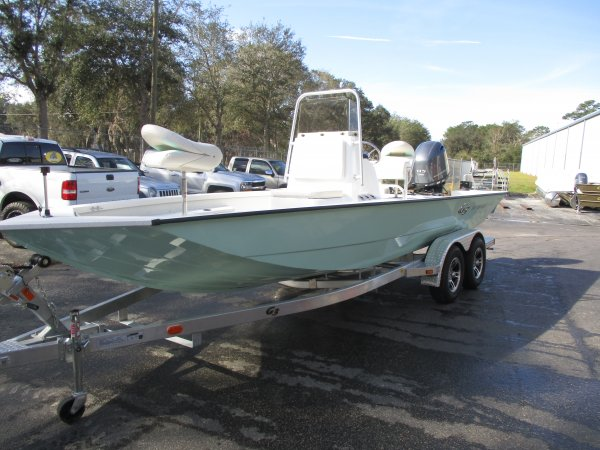 Aluminum Bay Boat 2019 G3 20 BAY DLX for sale in INVERNESS, FL
