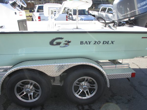 G3 Bay 20 DLX 2019 G3 20 BAY DLX for sale in INVERNESS, FL