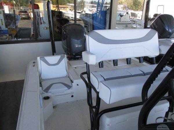 Rear Flip Seats 2019 Skeeter SX240 for sale in INVERNESS, FL