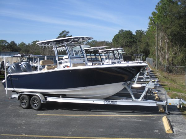 New 2019  powered Power Boat for sale 2019 Sportsman 252 Open for sale in INVERNESS, FL