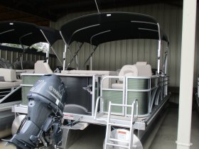 2019 Bennington 20SFX for sale at APOPKA MARINE in INVERNESS, FL