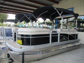 2019 Bennington 168SLV for sale at APOPKA MARINE in INVERNESS, FL