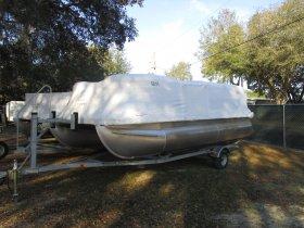 2019 Bennington 168SLV for sale at APOPKA MARINE in INVERNESS, FL