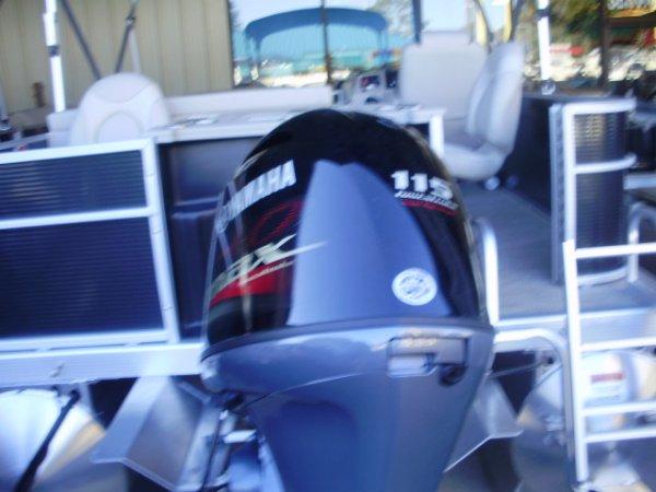 Yamaha SHO 115 @yamahamotors.com 2019 Bennington 21SSX TRI-TOON for sale in INVERNESS, FL