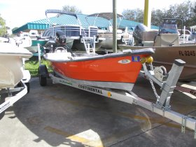 2012 Stumpnocker 17' Griffis And Son for sale at APOPKA MARINE in INVERNESS, FL
