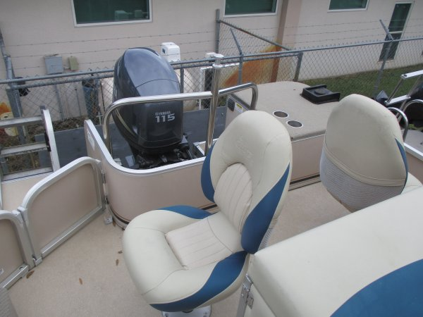 A Suncatcher LX3 is a Power and could be classed as a Pontoon,  or, just an overall Great Boat!