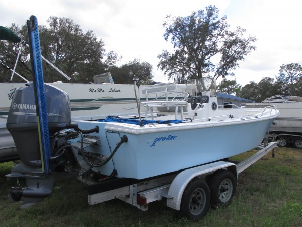 Pre-Owned 1997 Pro-Line for sale 1997 Pro-Line 20CC for sale in INVERNESS, FL