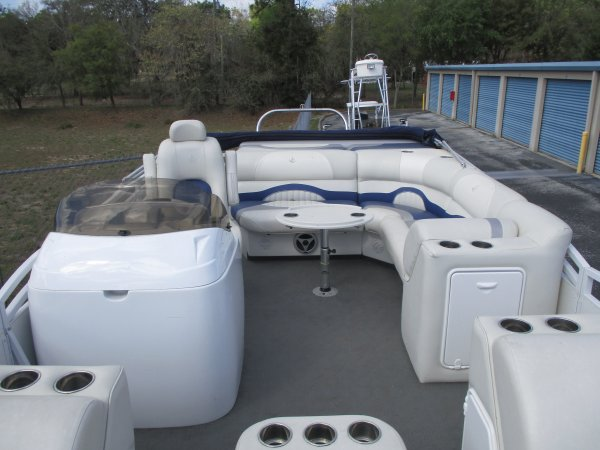 A Neptoon 23 Triple Toon is a Power and could be classed as a Fish and Ski, Pontoon,  or, just an overall Great Boat!