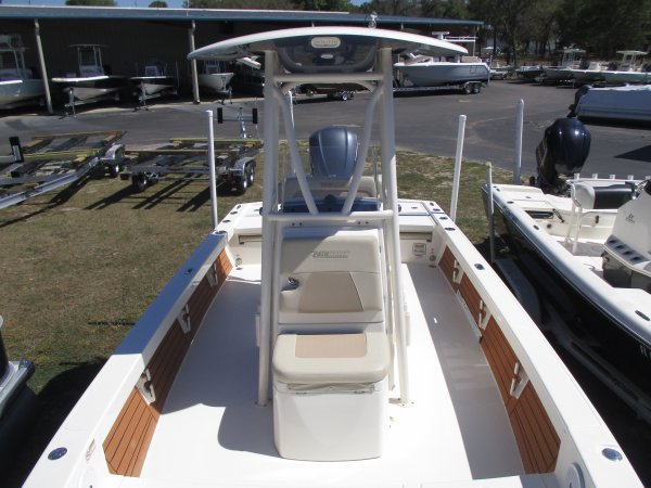 A  is a Power and could be classed as a Bay Boat, Center Console, Saltwater Fishing,  or, just an overall Great Boat!