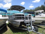 2014 South Bay Pontoon on a Continental Trailer 2014 South Bay 20C for sale in INVERNESS, FL