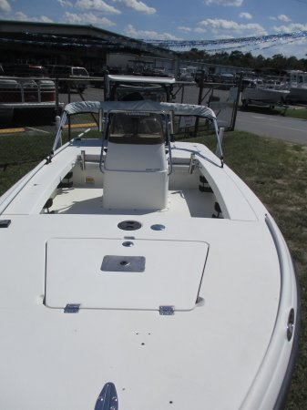 Large Casting Deck Wish plenty of room 2003 Action Craft 1802 Flats Pro for sale in INVERNESS, FL