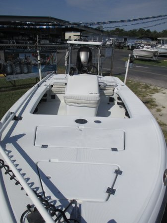 Large Casting Deck with Trolling Motor 1998 Action Craft 1820 Flats Master for sale in INVERNESS, FL