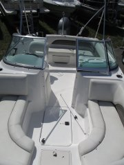 Large Bow with seating for the whole family 2013 Hurricane Sun Deck 187 for sale in INVERNESS, FL