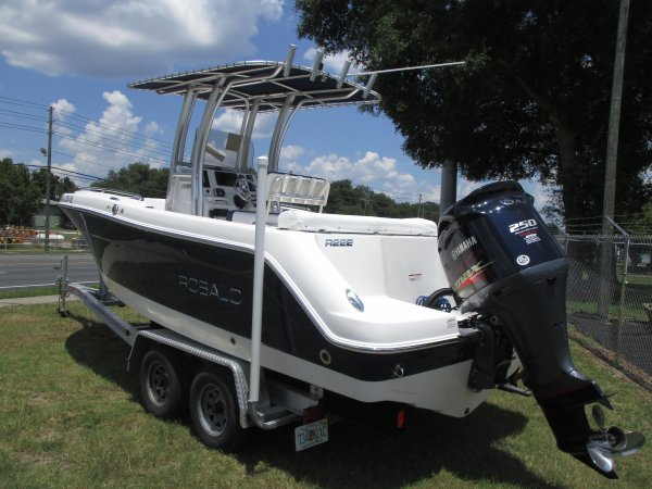 Yamaha V MAX 250 2018 Robalo 222 w/WARRANTY for sale in INVERNESS, FL