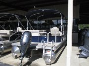 Bennington pontoon with Yamaha F90LA 2019 Bennington 20SLV Saltwater for sale in INVERNESS, FL