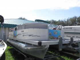 2003 A M F Forester 20 for sale at APOPKA MARINE in INVERNESS, FL
