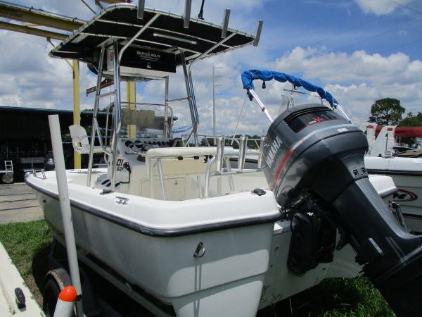 Pre-Owned 1998 Bay Stealth for sale 1998 Century 198cc for sale in INVERNESS, FL
