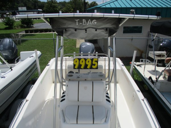 Pre-Owned 1998 Bay Stealth 2230CC for sale 1998 Century 198cc for sale in INVERNESS, FL