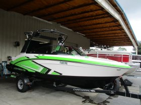 2015 Chaparral Vortex 203 VRX for sale at APOPKA MARINE in INVERNESS, FL