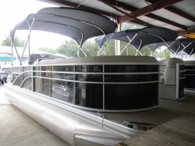2019 Bennington 21SLXP Tri_Toon for sale at APOPKA MARINE in INVERNESS, FL