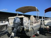 Pre-Owned 2009 G3 Power Boat for sale 2009 G3 Suncatcher LX20 for sale in INVERNESS, FL